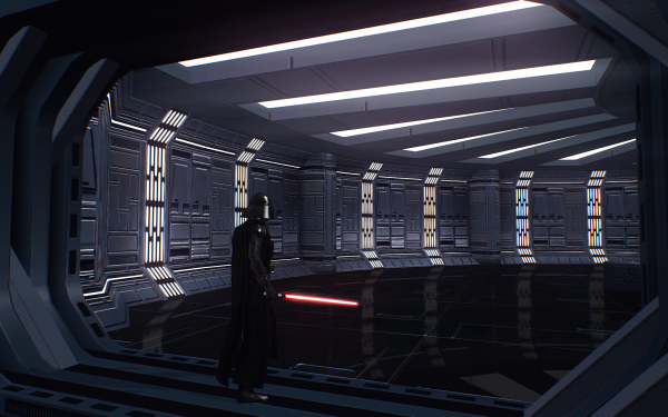 Video Game Star Wars: Battlefront II Star Wars Star Wars Battlefront II Sci Fi Futuristic Darth Vader HD Wallpaper | Background Image
