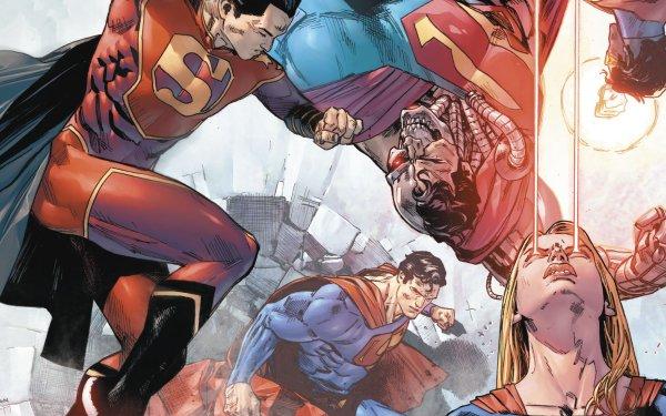 Comics Action Comics Supergirl Superman DC Comics Cyborg Superman HD Wallpaper   Background Image