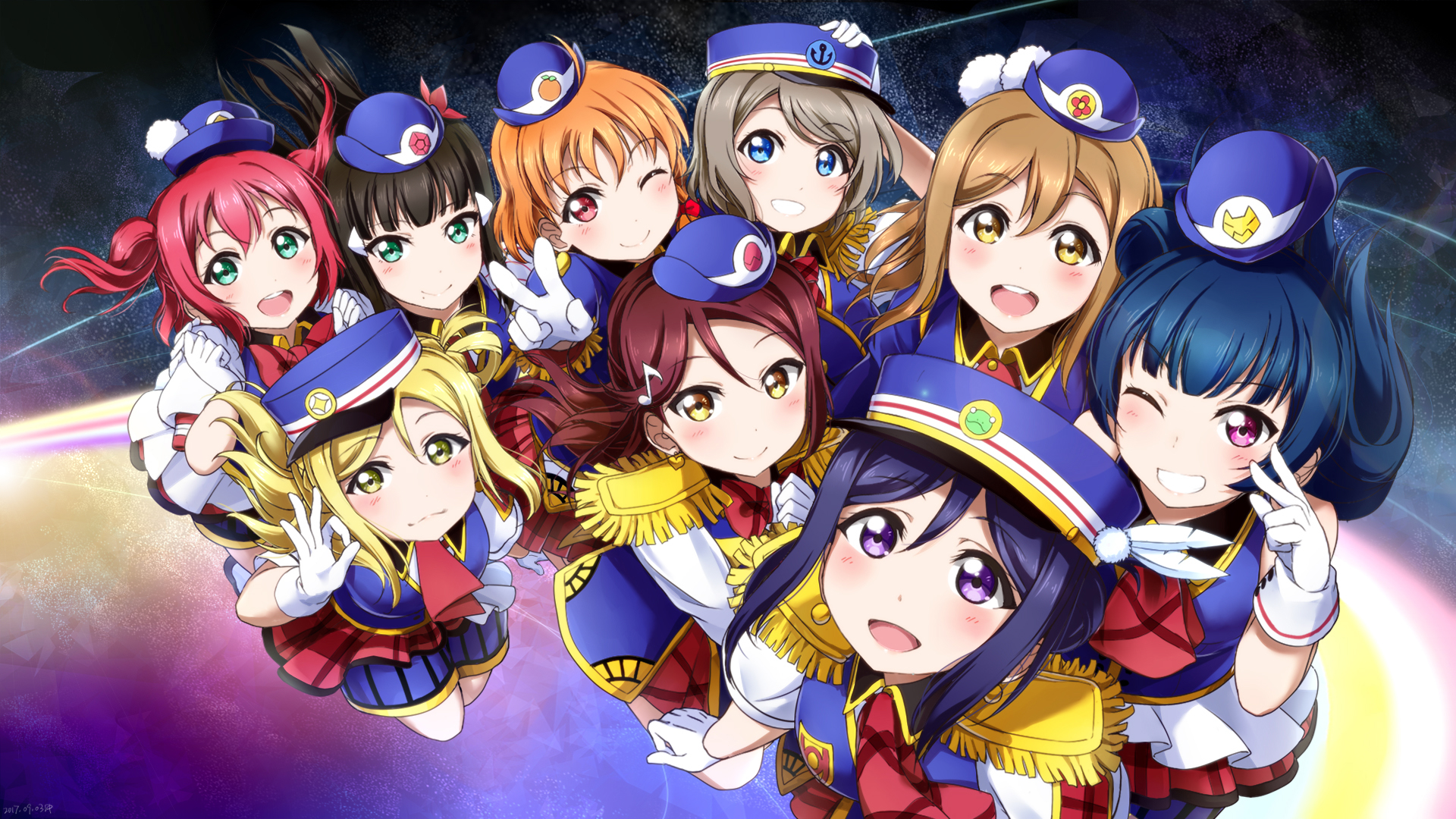 Love Live Wallpaper Hd For Pc : Love Live! Sunshine!! Full HD Wallpaper and Achtergrond ...
