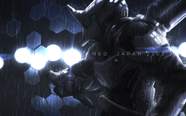 Sci Fi Robot Soldier Neo Japan 2202 HD Wallpaper | Background Image