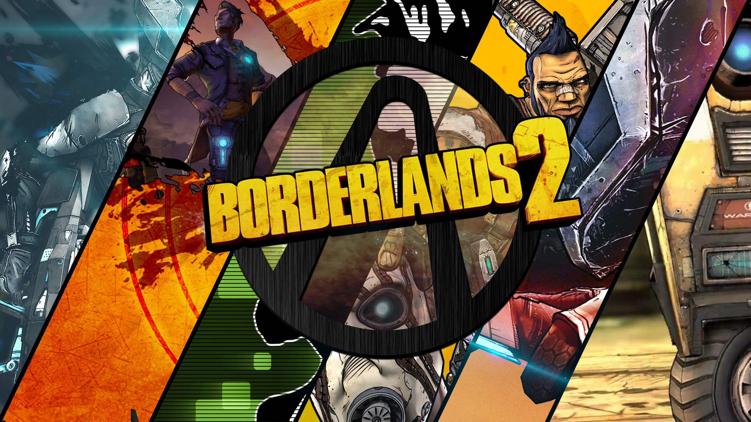 Borderlands 2 Full HD Wallpaper and Background Image ...