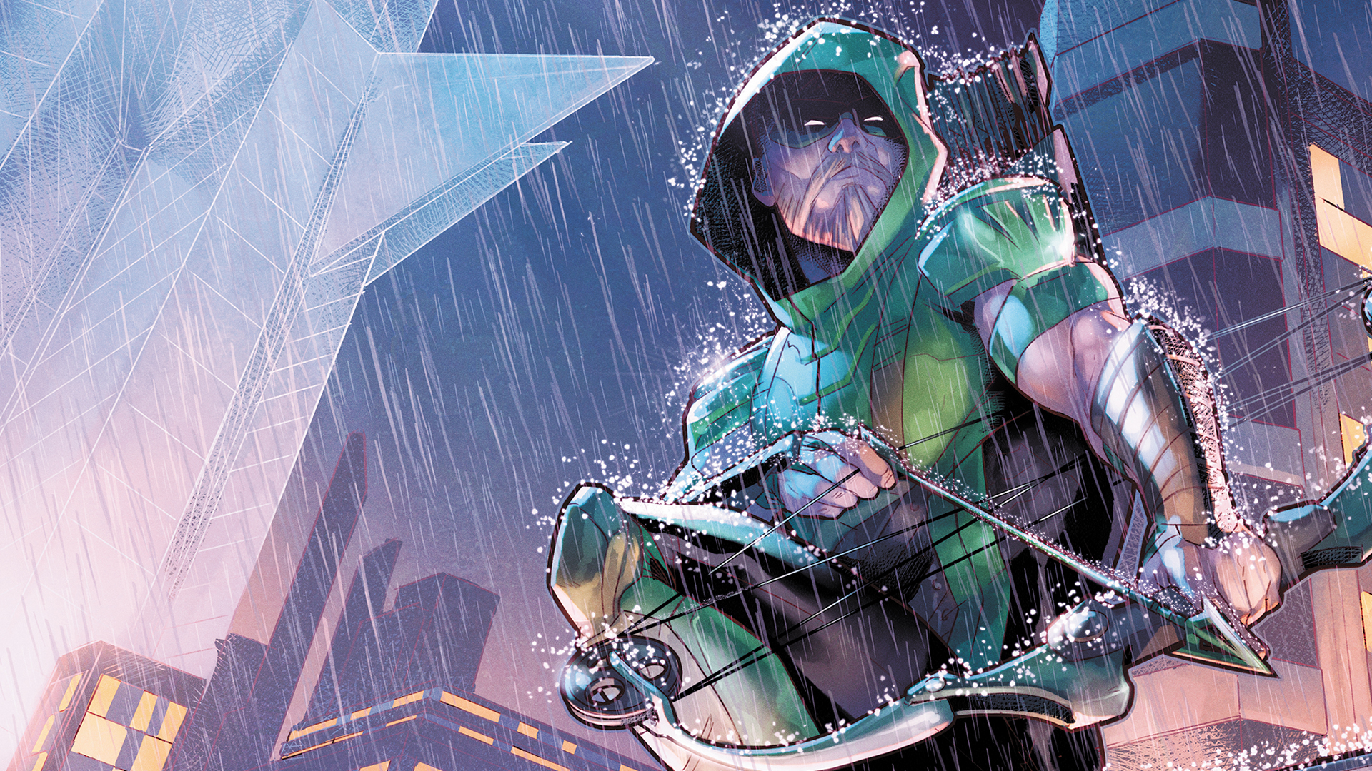 green arrow full hd wallpaper and background image | 1920x1080 | id