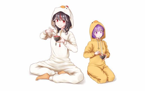 Anime Touhou Seija Kijin Shinmyoumaru Sukuna HD Wallpaper | Background Image