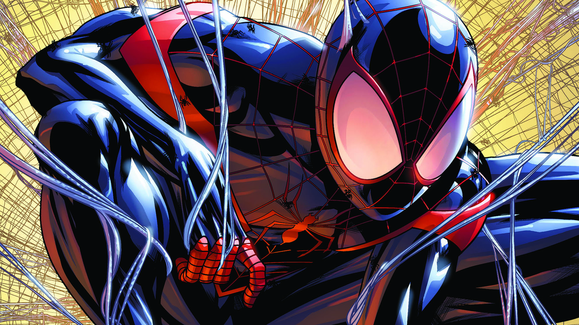 Miles Morales HD Wallpaper | Background Image | 1920x1080 ...