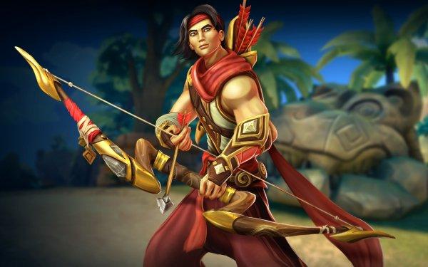 Video Game Paladins Sha Lin HD Wallpaper   Background Image