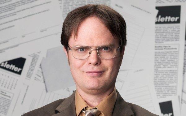 TV Show The Office (US) Rainn Wilson Dwight Schrute HD Wallpaper | Background Image