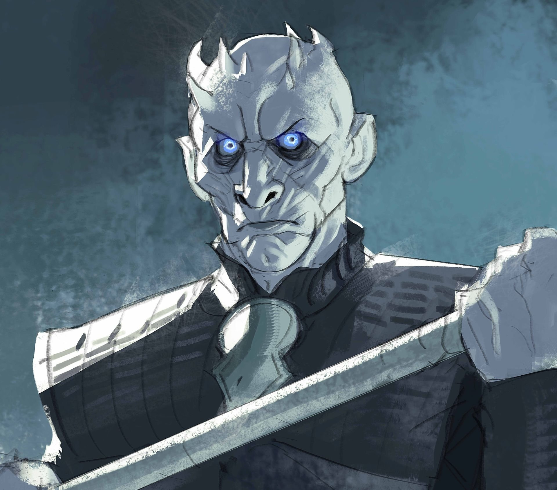 TV Show - Game Of Thrones  Night King (Game of Thrones) Wallpaper