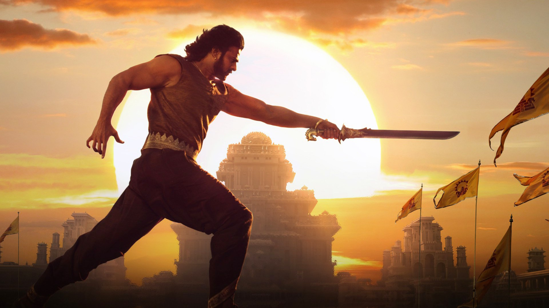 Baahubali 2 The Conclusion Hd Wallpaper Background Image