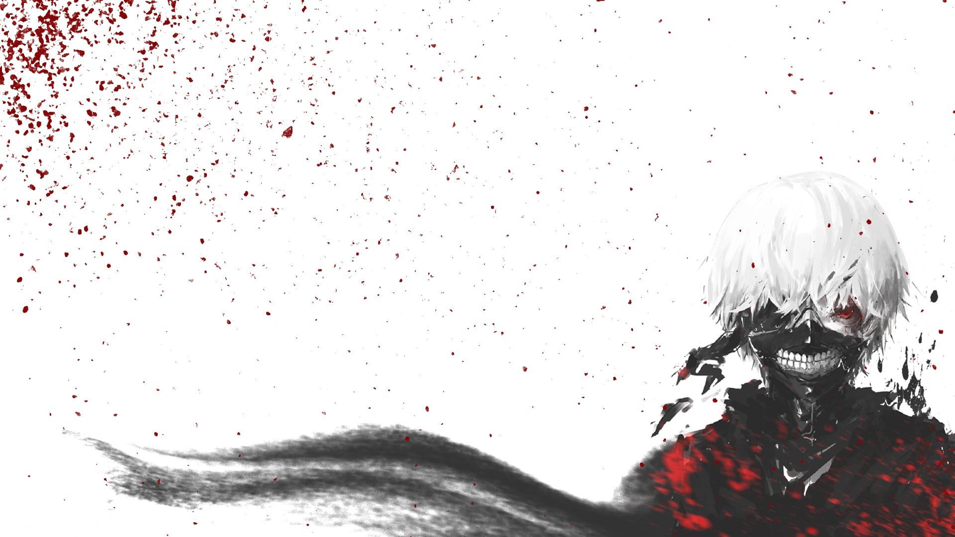 Tokyo Ghoul Ken Kaneki Wallpaper: Tokyo Ghoul HD Wallpaper