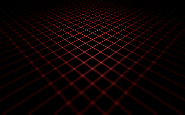 Abstract Lines Grid 3D HD Wallpaper | Background Image