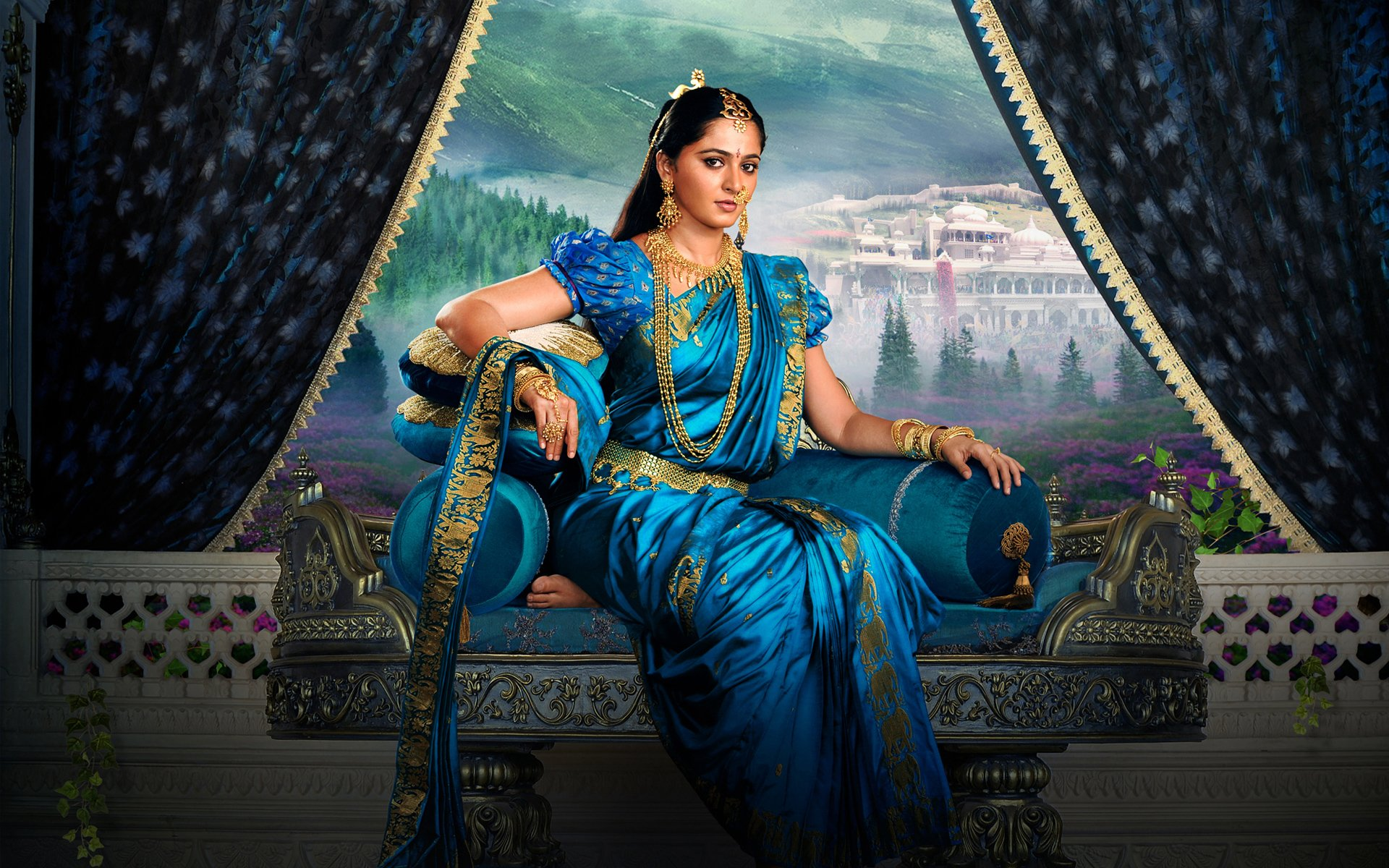 1 anushka shetty hd wallpapers | background images - wallpaper abyss