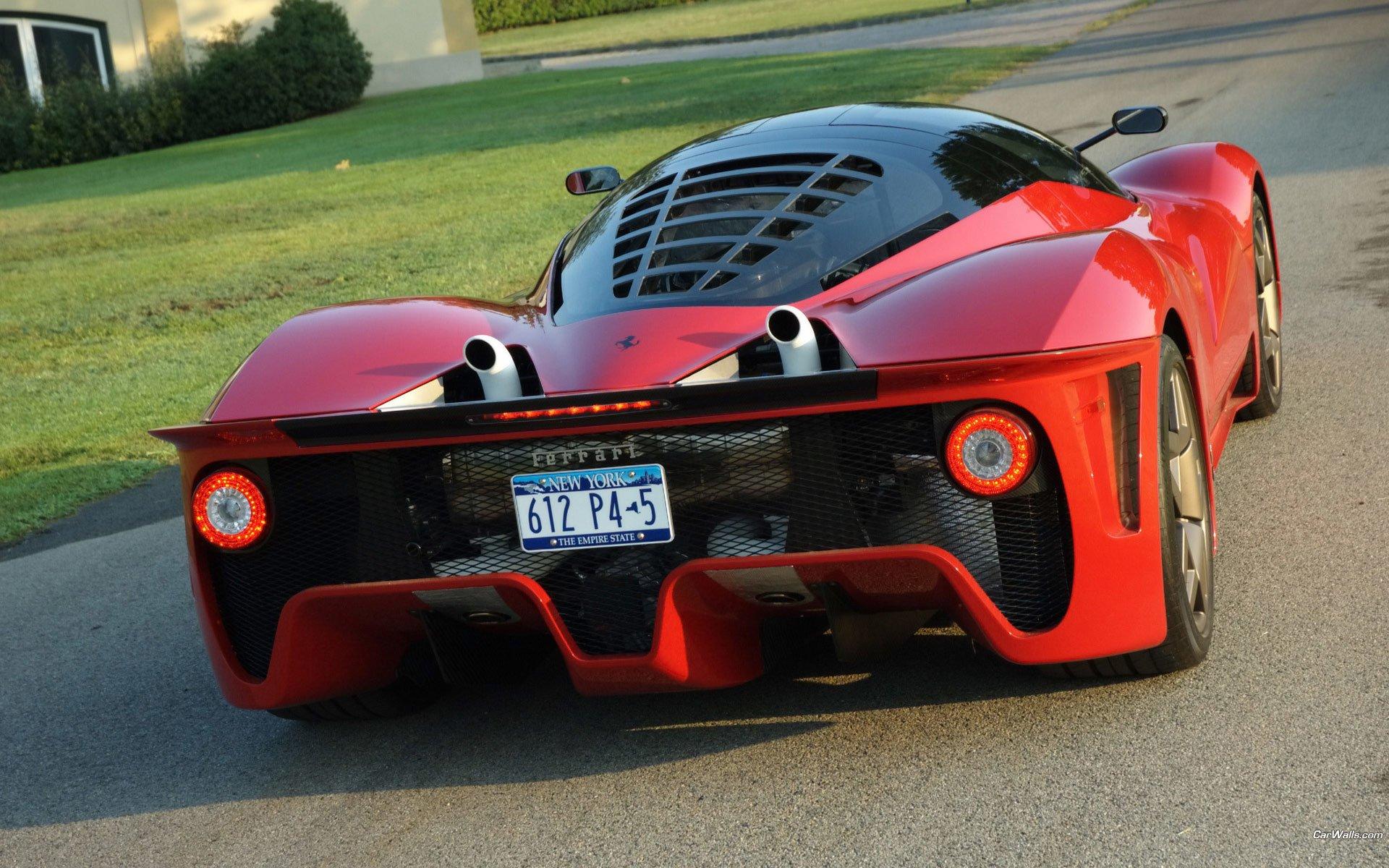 Vehículos - Ferrari  Vehículo Coche Fondo de Pantalla