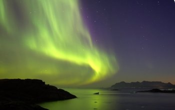 Earth - Aurora Borealis Wallpapers and Backgrounds ID : 8786