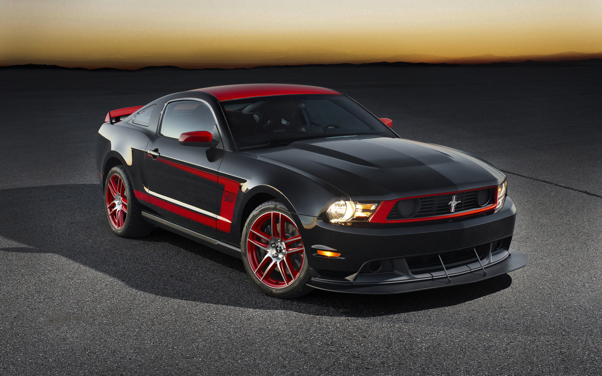 49 Ford Mustang Boss 302 Hd Wallpapers Background Images