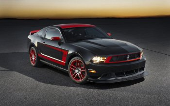 Vehicles - Mustang Wallpapers and Backgrounds ID : 87974