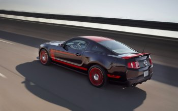 Vehículos - Ford Mustang Wallpapers and Backgrounds ID : 87978