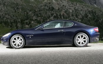 Fahrzeuge - Maserati Wallpapers and Backgrounds ID : 87988