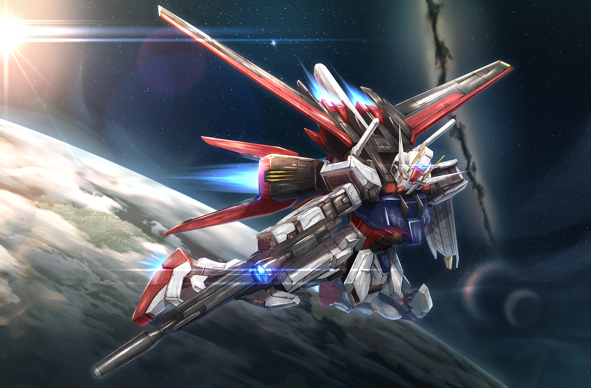 Mobile Suit Gundam Seed HD Wallpaper | Background Image ...