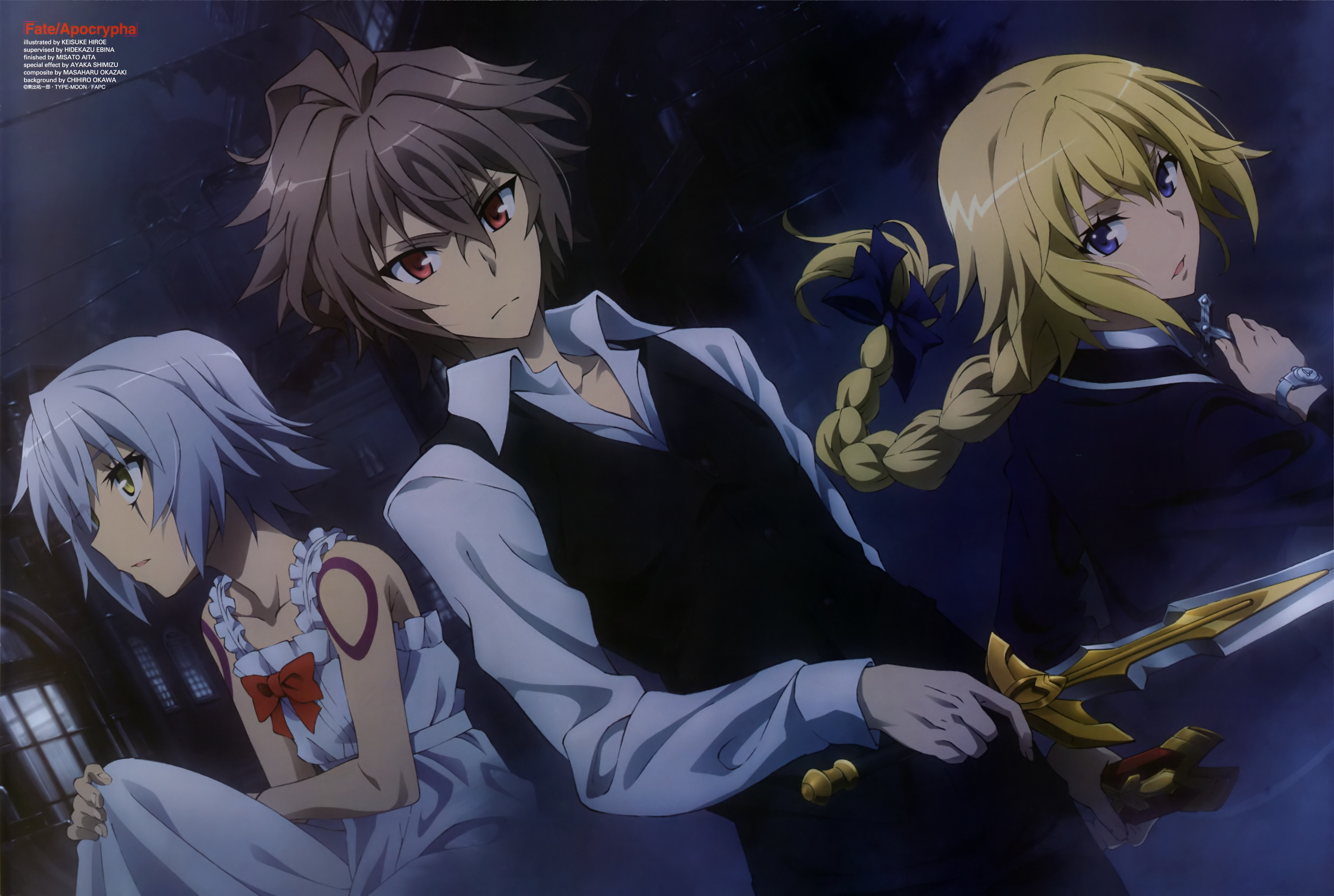 13 Jack The Ripper Fate Apocrypha Hd Wallpapers Background
