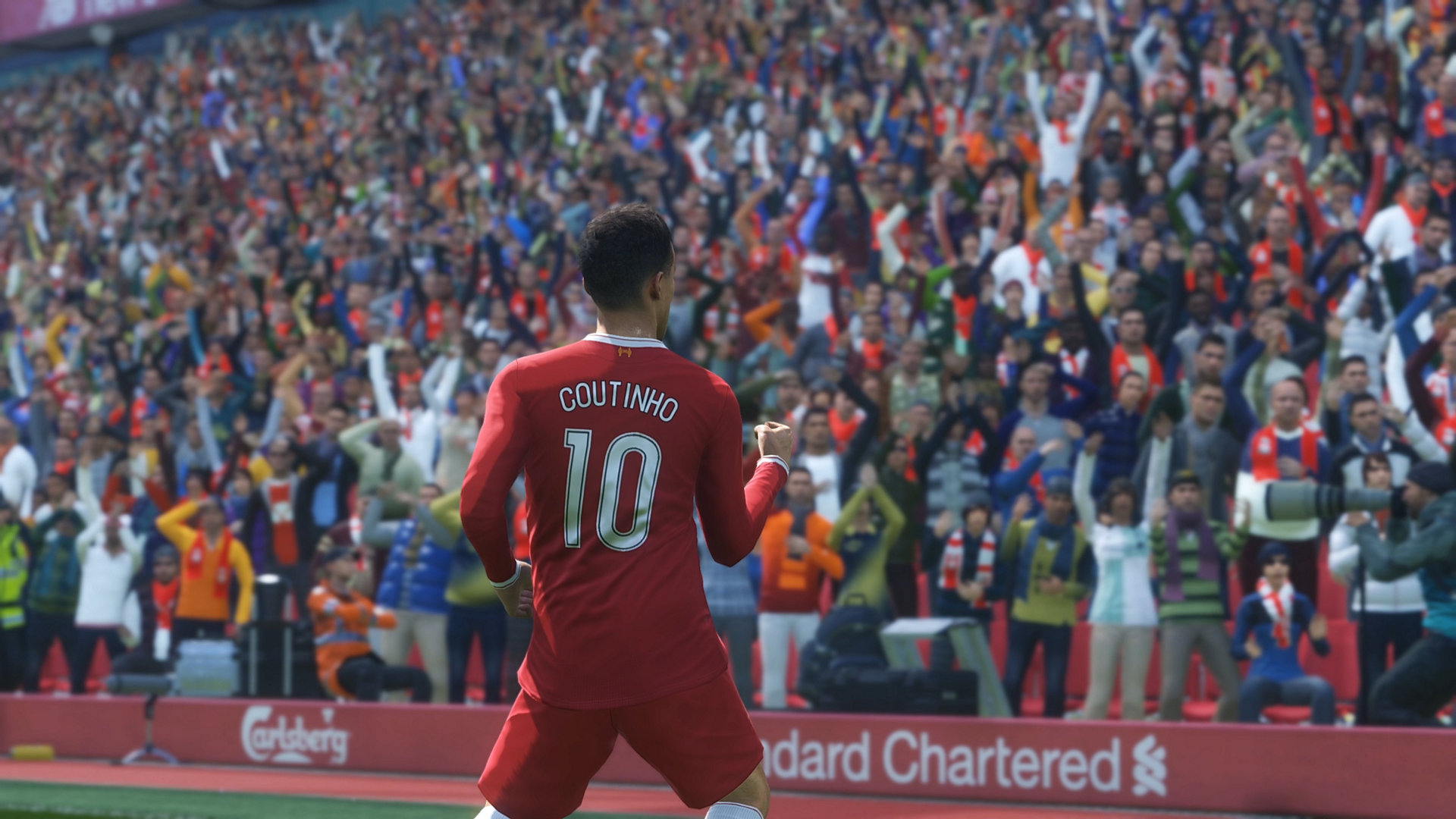 Philippe Coutinho HD Wallpaper