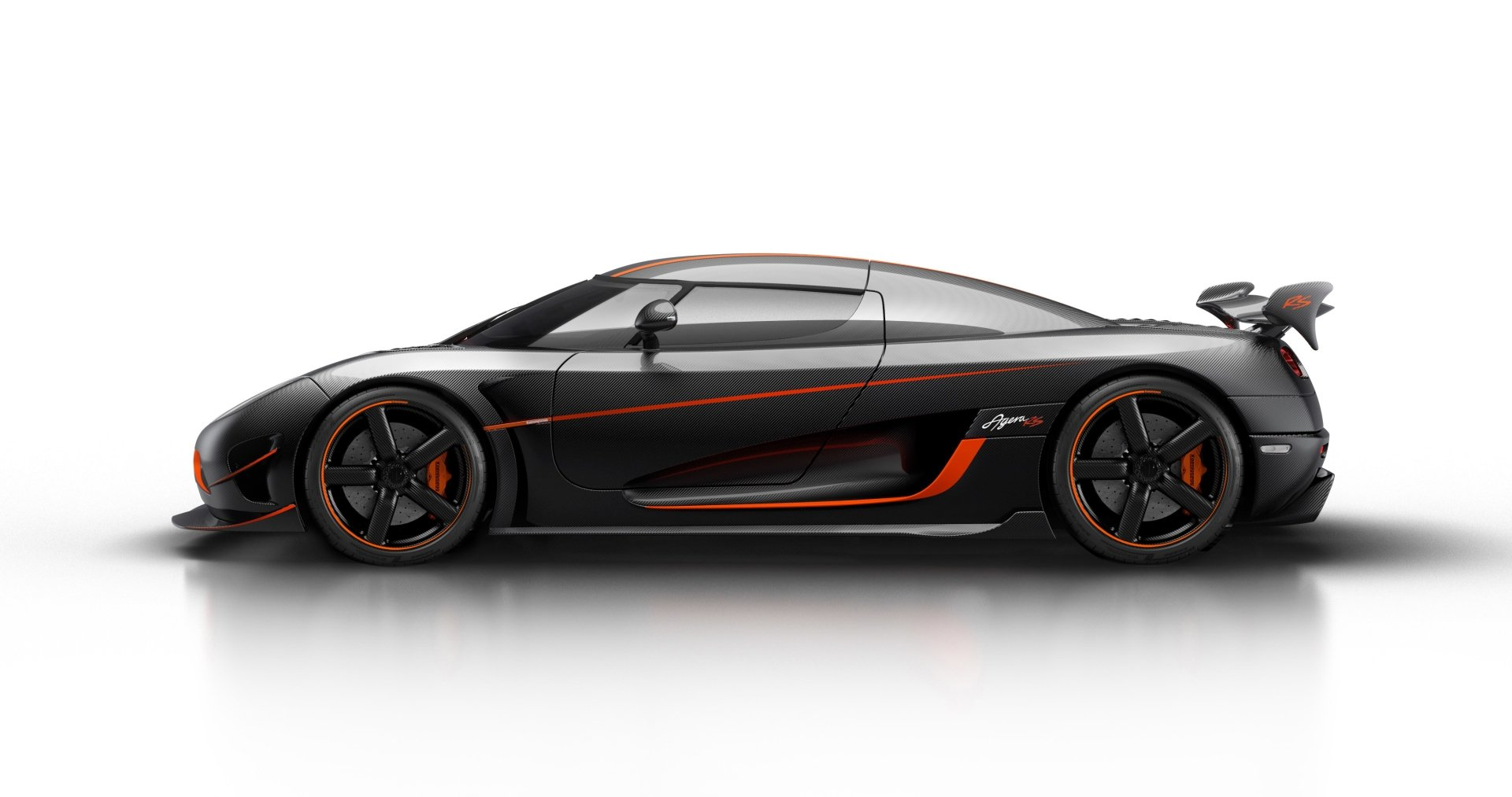 Vehicles - Koenigsegg Agera  Koenigsegg Agera RS Sport Car Hypercar Black Car Wallpaper