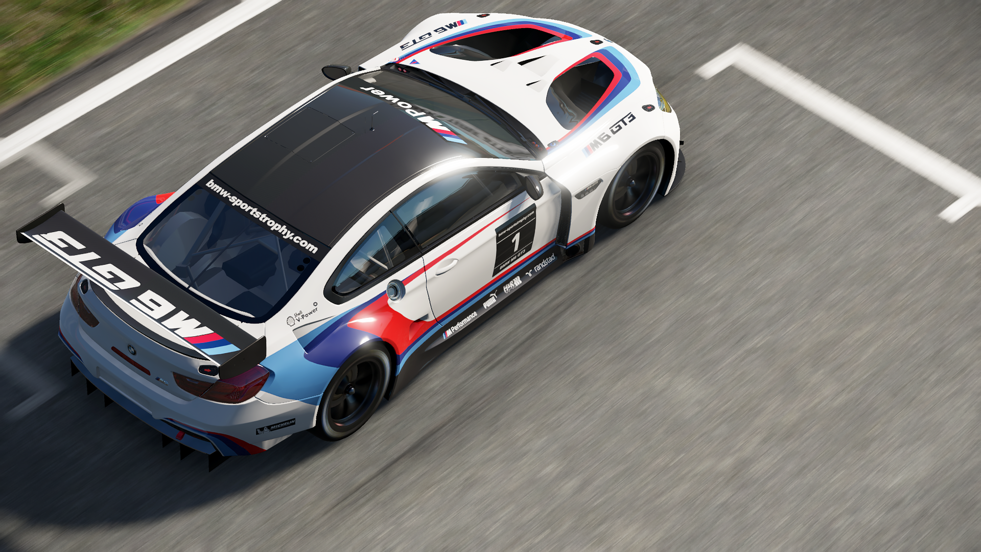 Video Game - Project Cars 2  BMW BMW M6 Car Wallpaper