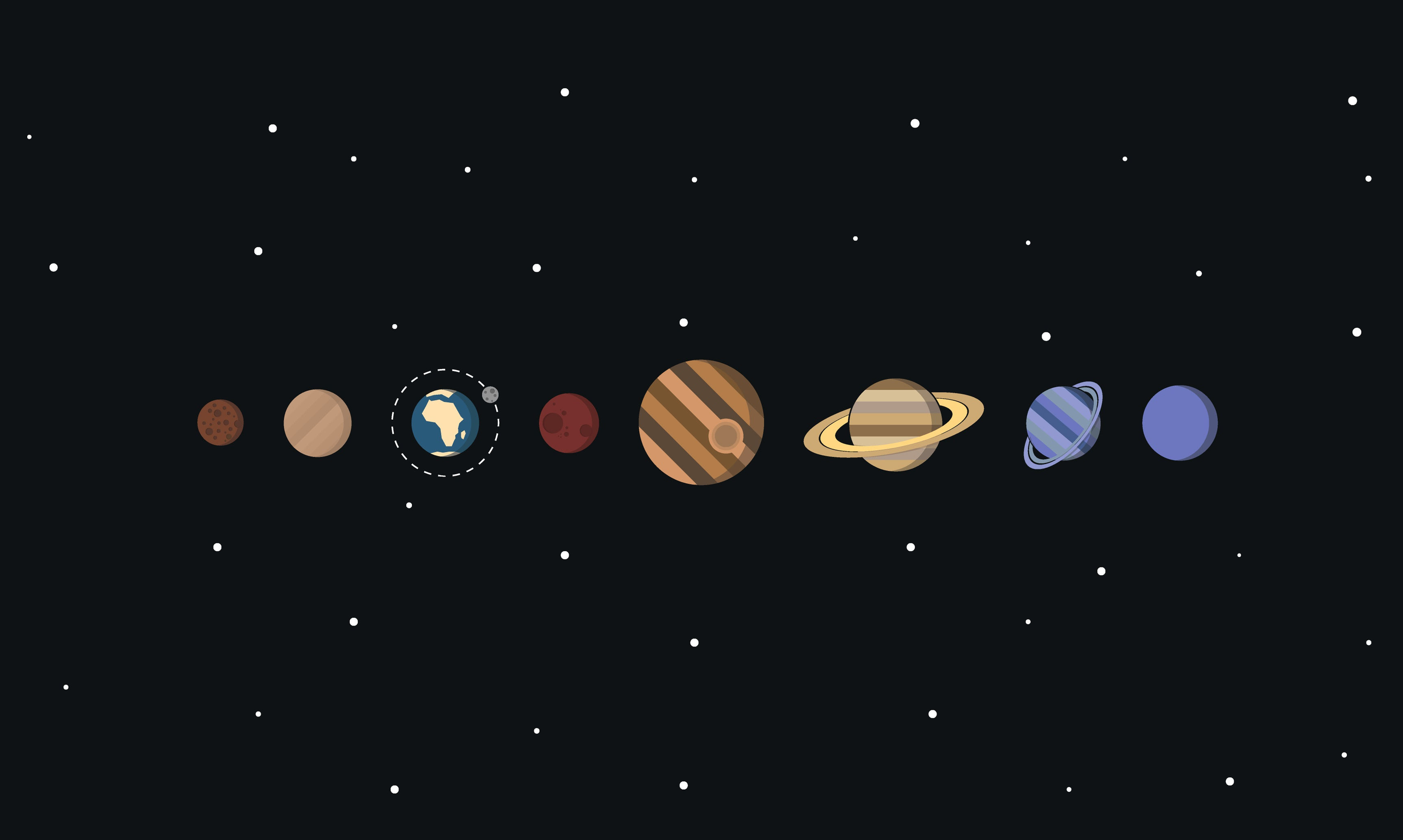 Solar system hd wallpaper background image 3450x2065 - Space solar system wallpaper ...