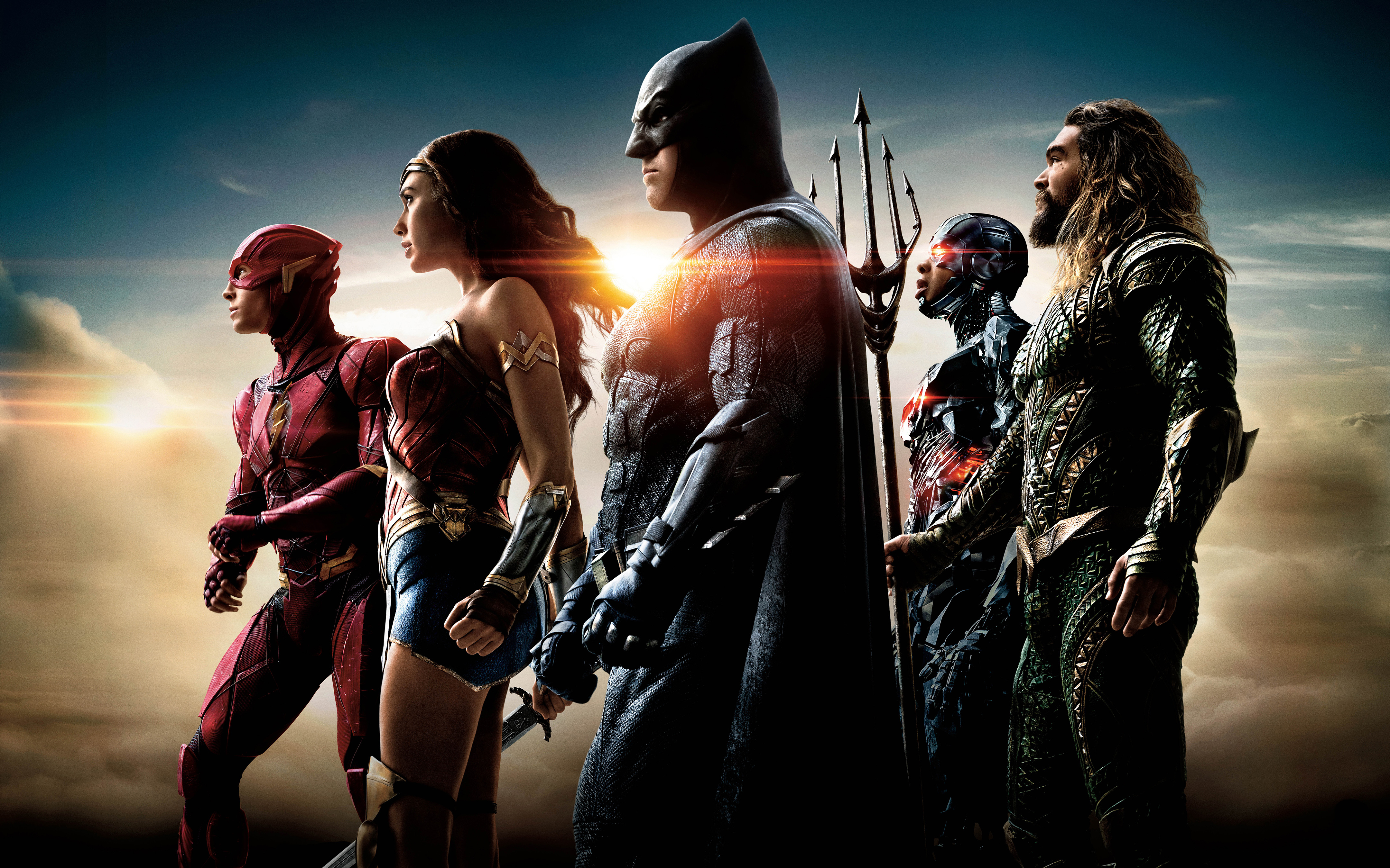 justice league (2017) 4k ultra hd wallpaper | background image