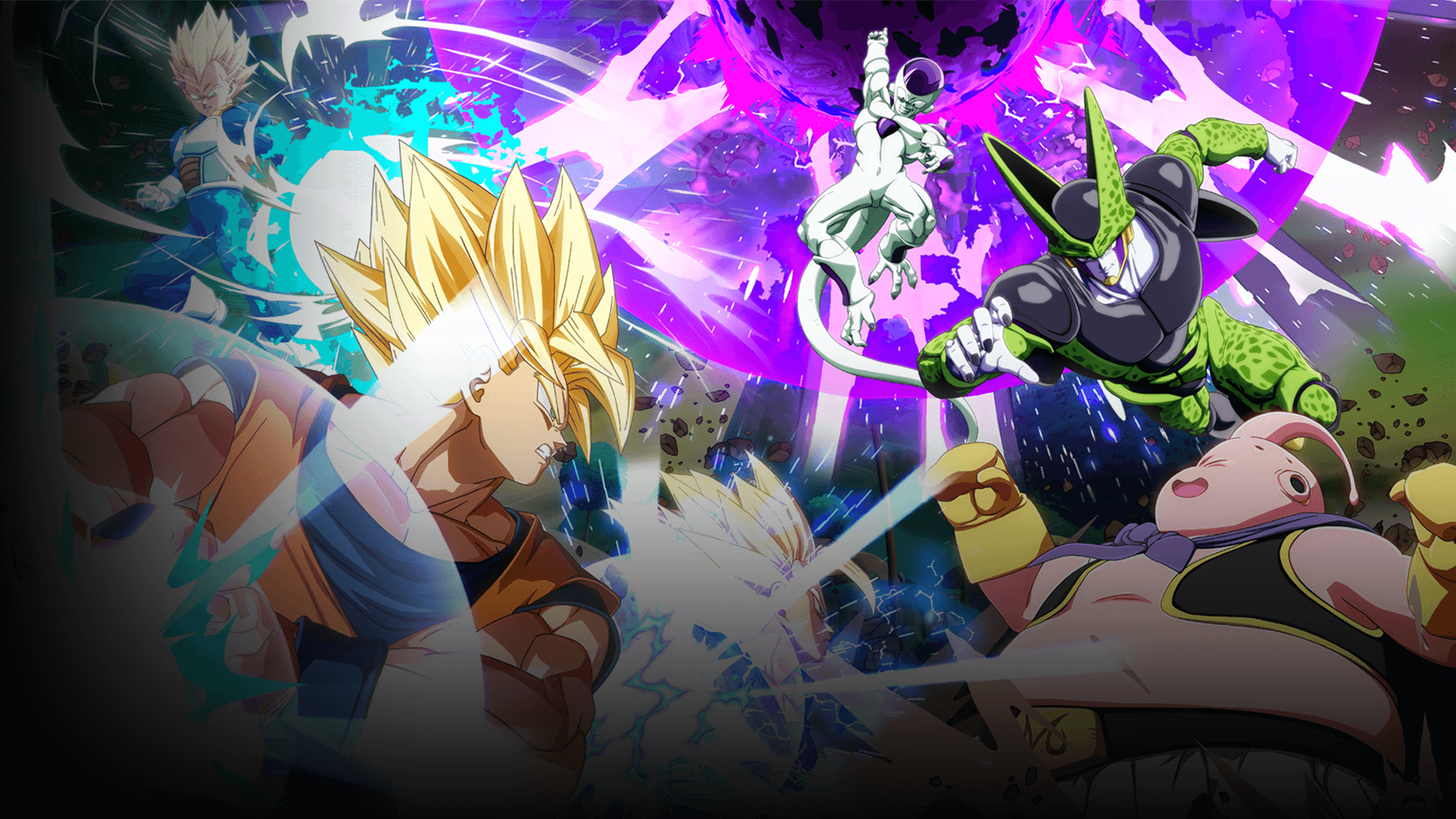 Video Game - Dragon Ball FighterZ  Wallpaper