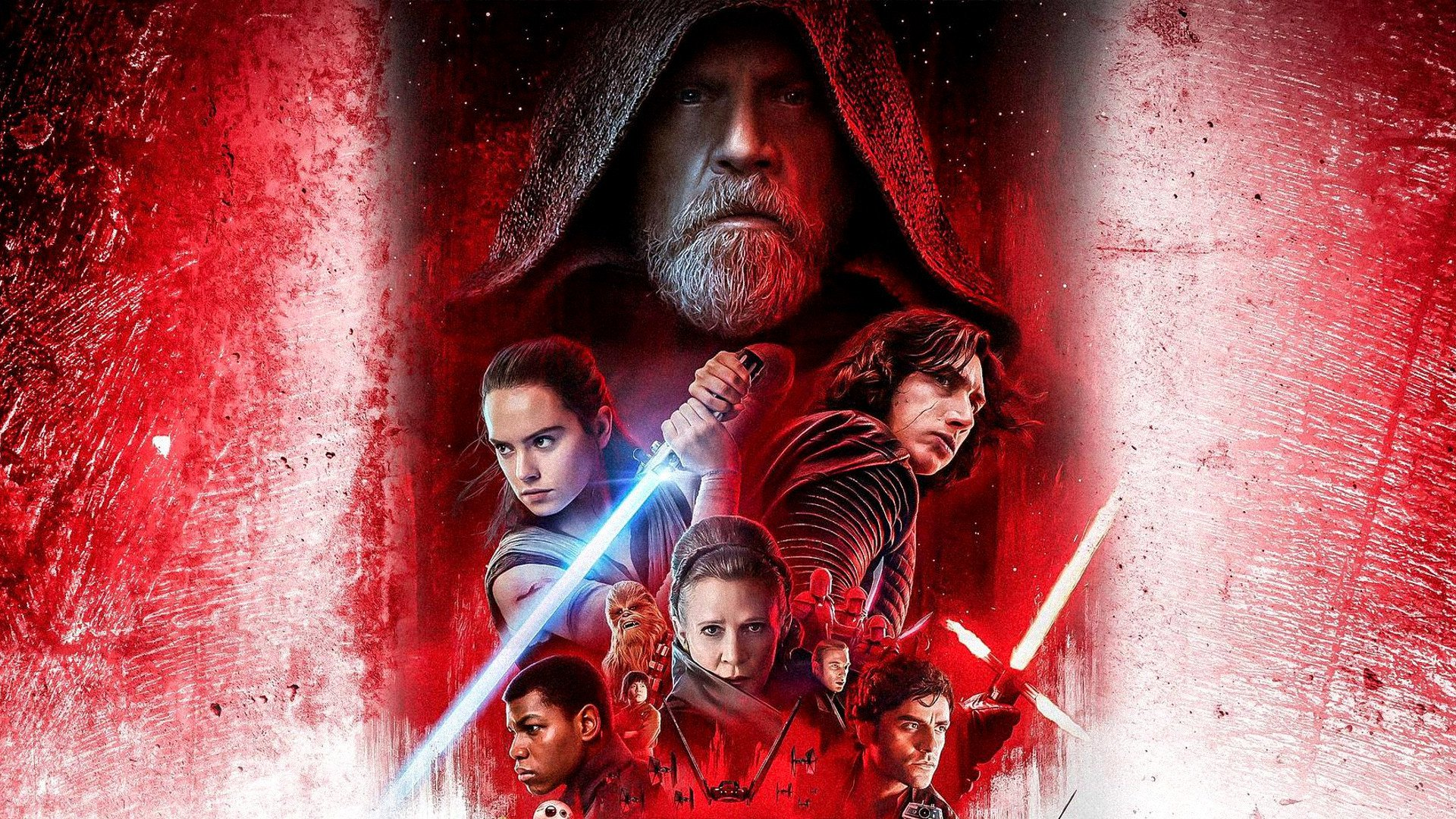 Star Wars The Last Jedi Hd Wallpaper Background Image