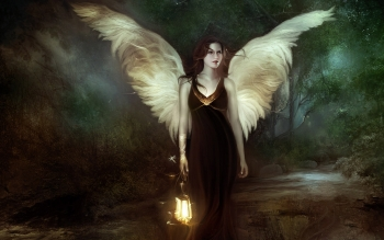 Fantasy - Angel Wallpapers and Backgrounds ID : 88468