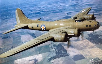 Военные  - Boeing B-17 Flying Fortress Wallpapers and Backgrounds ID : 88488