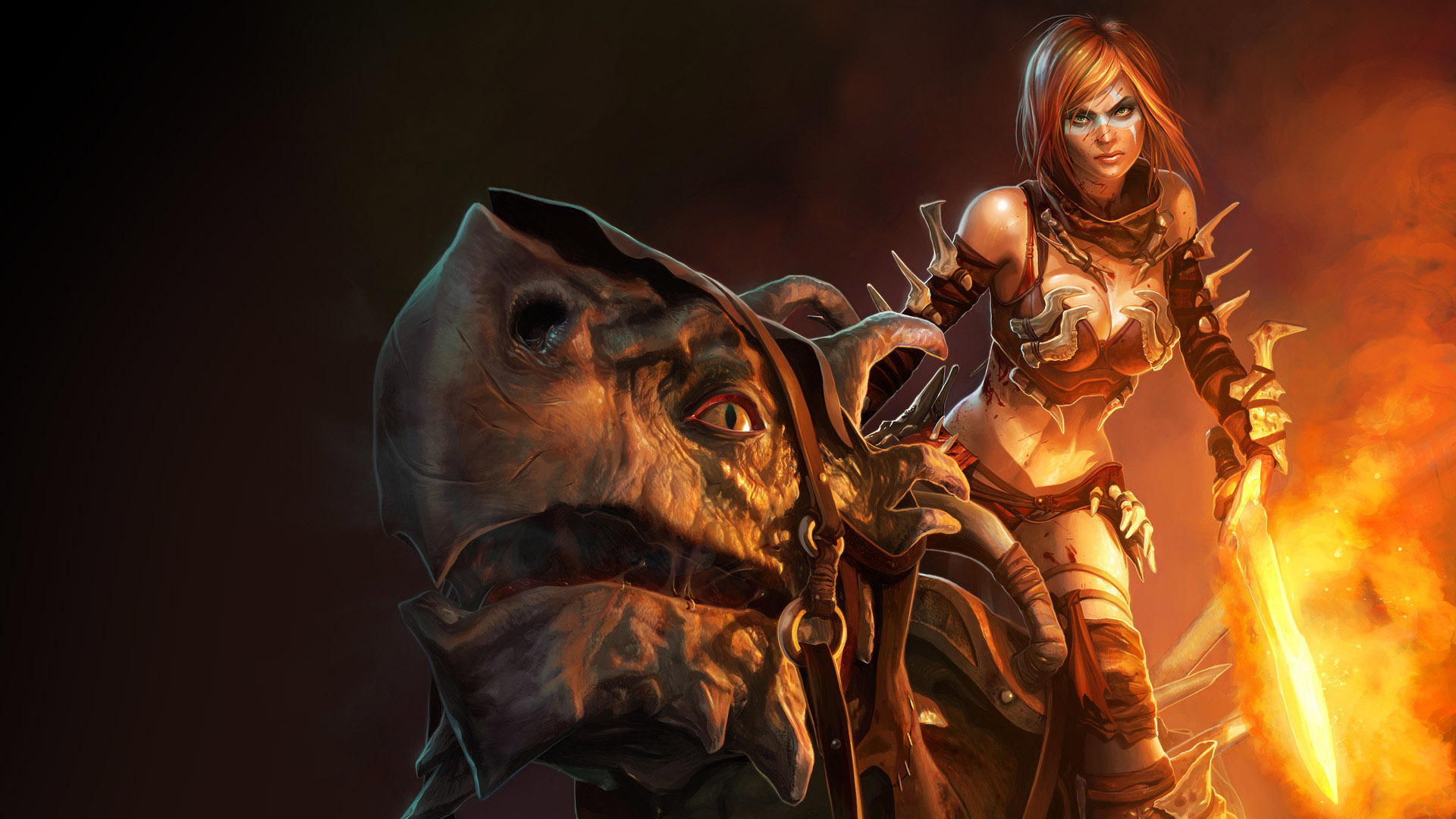 Golden Axe Hd Wallpaper  Background Image  1920X1080  Id88504 - Wallpaper Abyss-7833