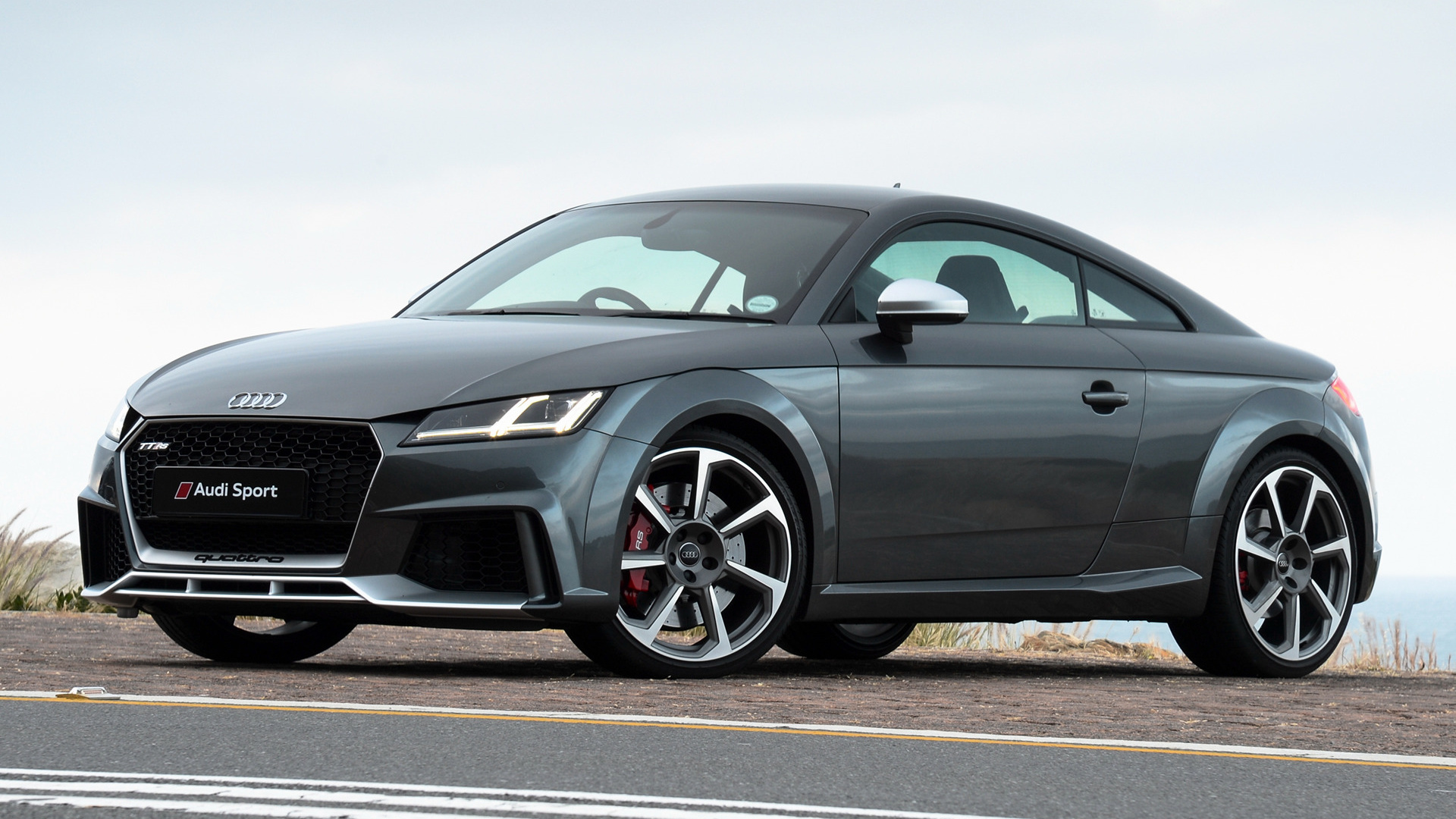 2017 Audi TT RS Coupe HD Wallpaper | Background Image ...
