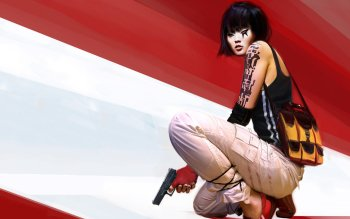 Video Game - Mirror's Edge Wallpapers and Backgrounds ID : 88508