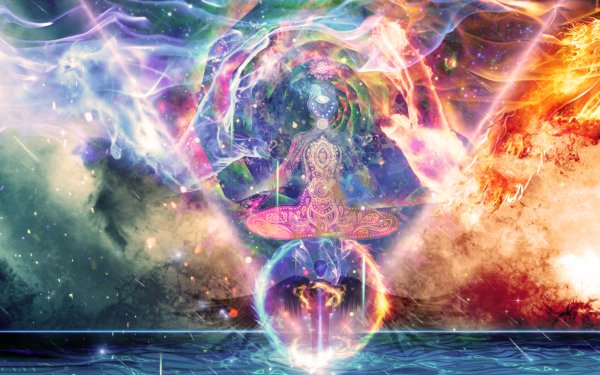 Anime Original Colorful Phoenix HD Wallpaper   Background Image