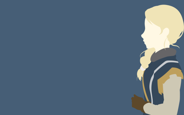 Anime The Heroic Legend of Arslan Arslan Senki Ester Minimalist HD Wallpaper | Background Image