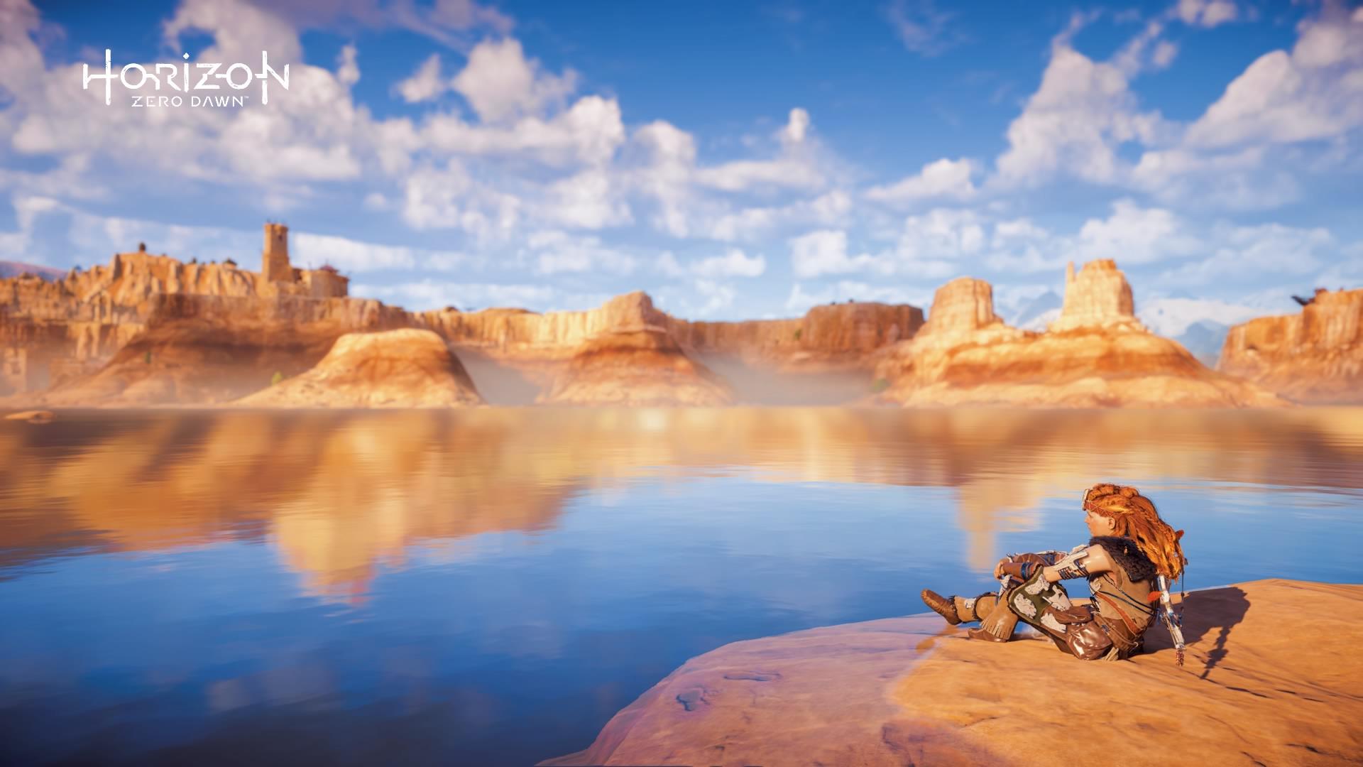 Horizon Zero Dawn HD Wallpaper | Background Image ...