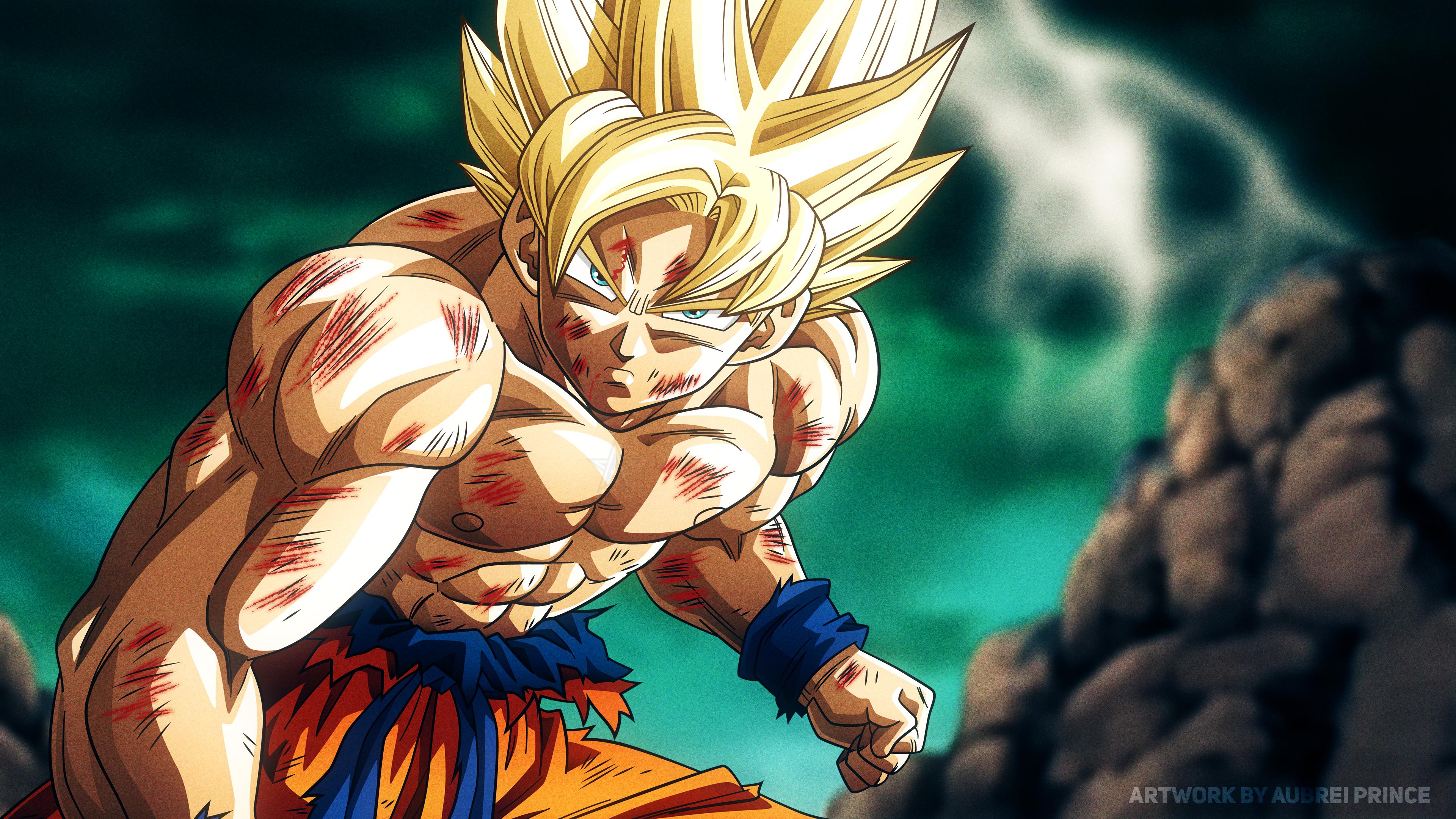 Dragon Ball Z 4k Ultra Fond D écran Hd Arrière Plan