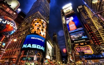Man Made - Times Square Wallpapers and Backgrounds ID : 88858