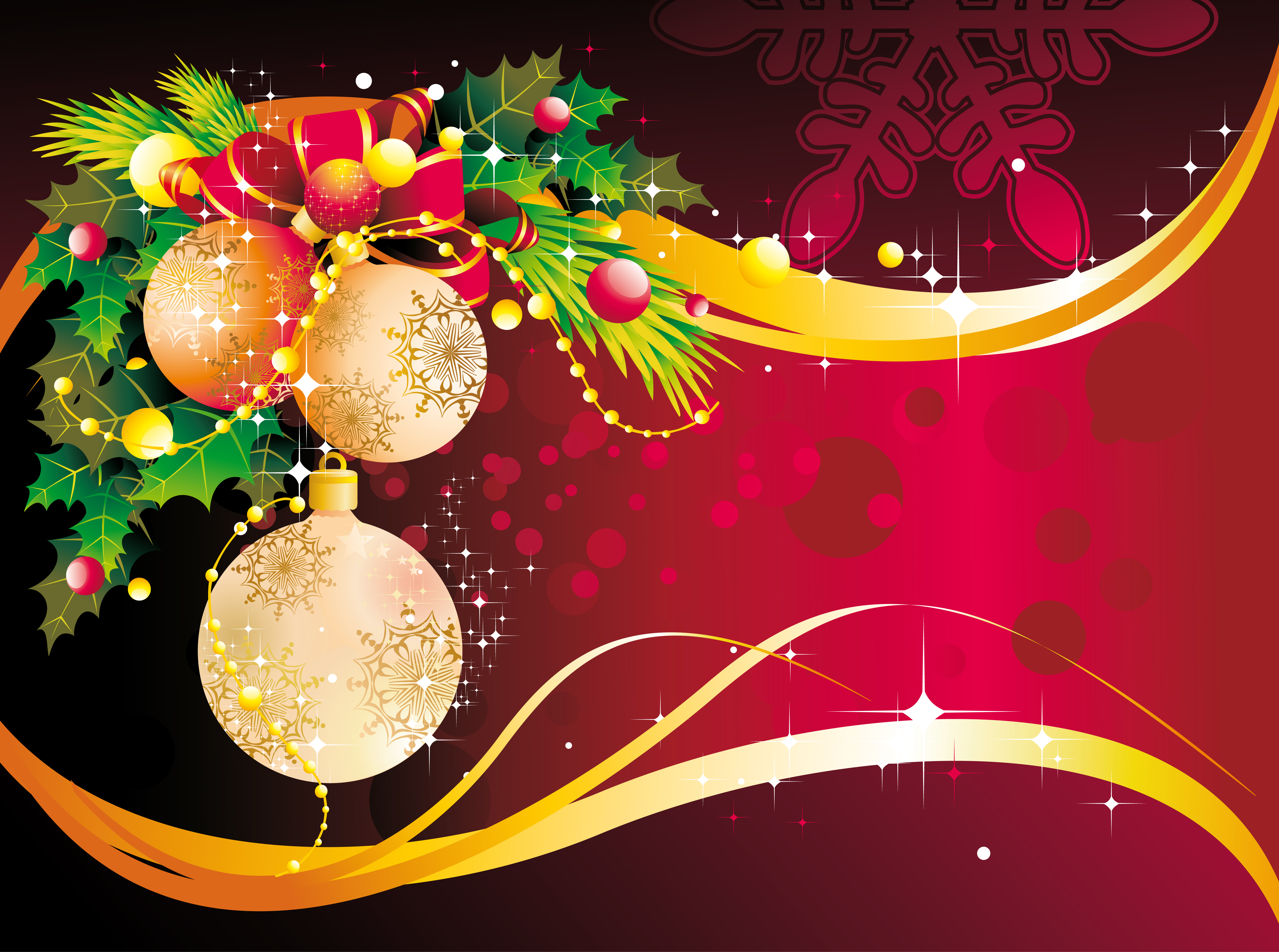 Christmas 5k Retina Ultra Hd Wallpaper Background Image