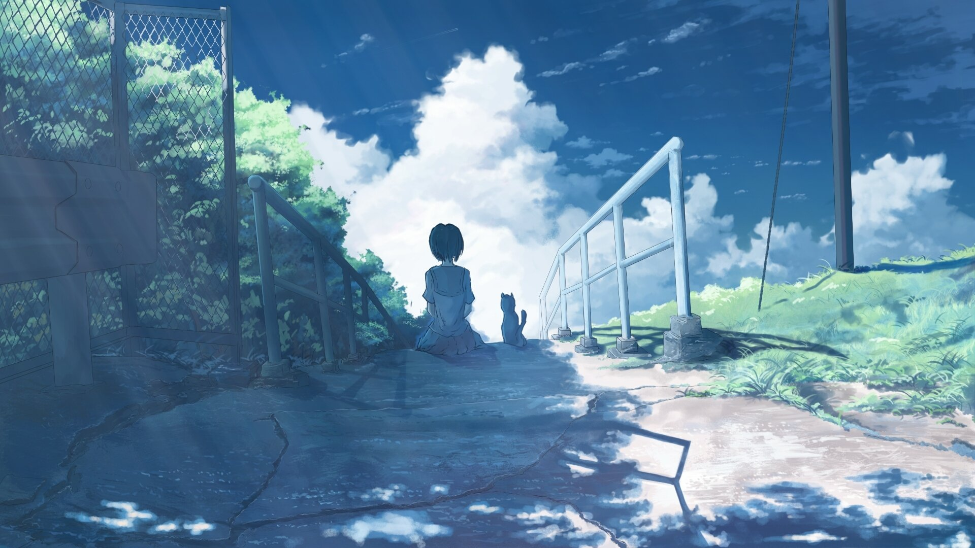 Anime - Original  Fond d'écran