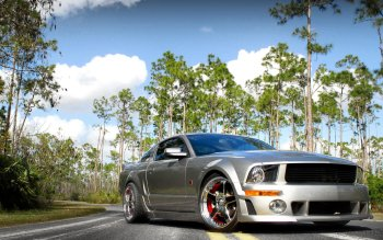 Vehicles - Mustang Wallpapers and Backgrounds ID : 88906