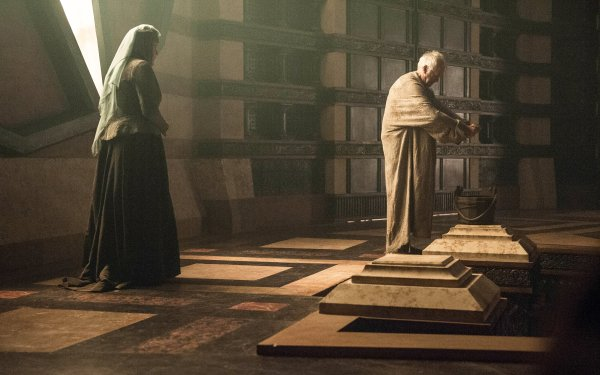 TV Show Game Of Thrones Olenna Tyrell High Sparrow Jonathan Pryce Diana Rigg HD Wallpaper | Background Image