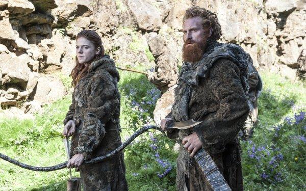 TV Show Game Of Thrones Rose Leslie Kristofer Hivju Ygritte Tormund Giantsbane HD Wallpaper | Background Image