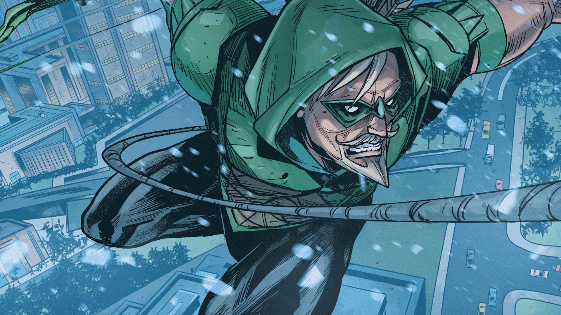 Green Arrow HD Wallpaper | Background Image | 1920x1080 ...
