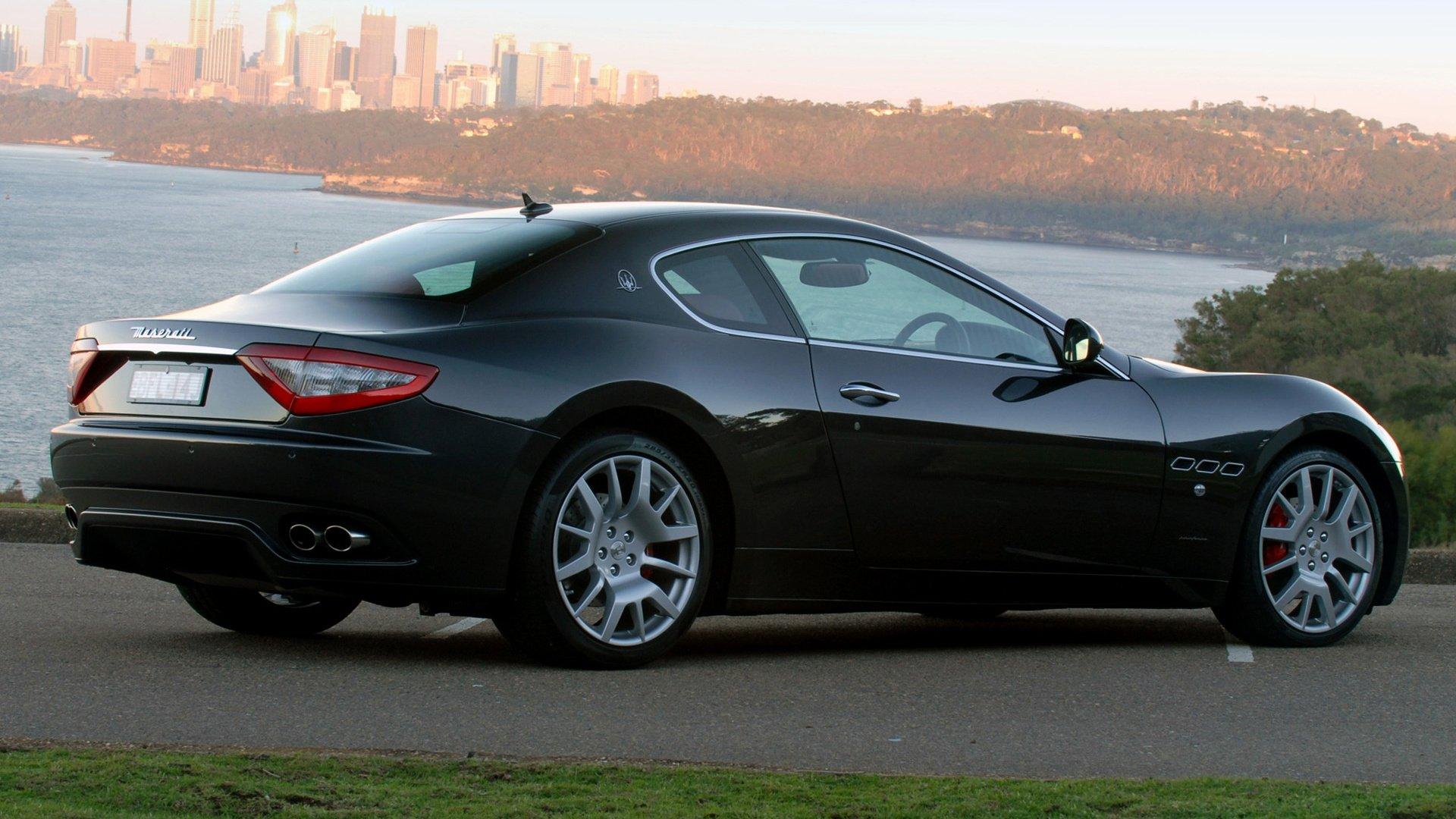 2007 Maserati GranTurismo HD Wallpaper   Background Image ...