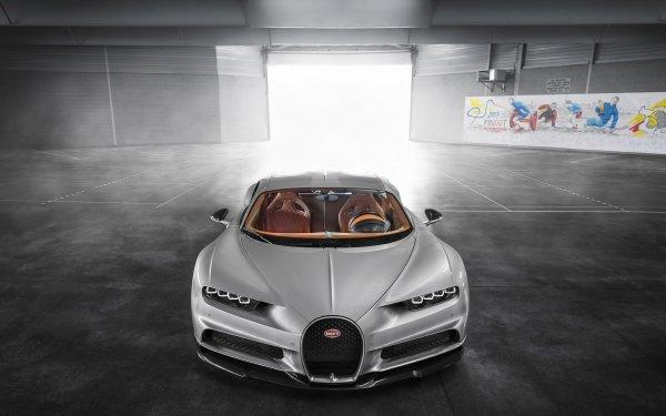 Fahrzeuge Bugatti Chiron Bugatti Autos Silver Car Sport Car Supercar HD Wallpaper | Hintergrund
