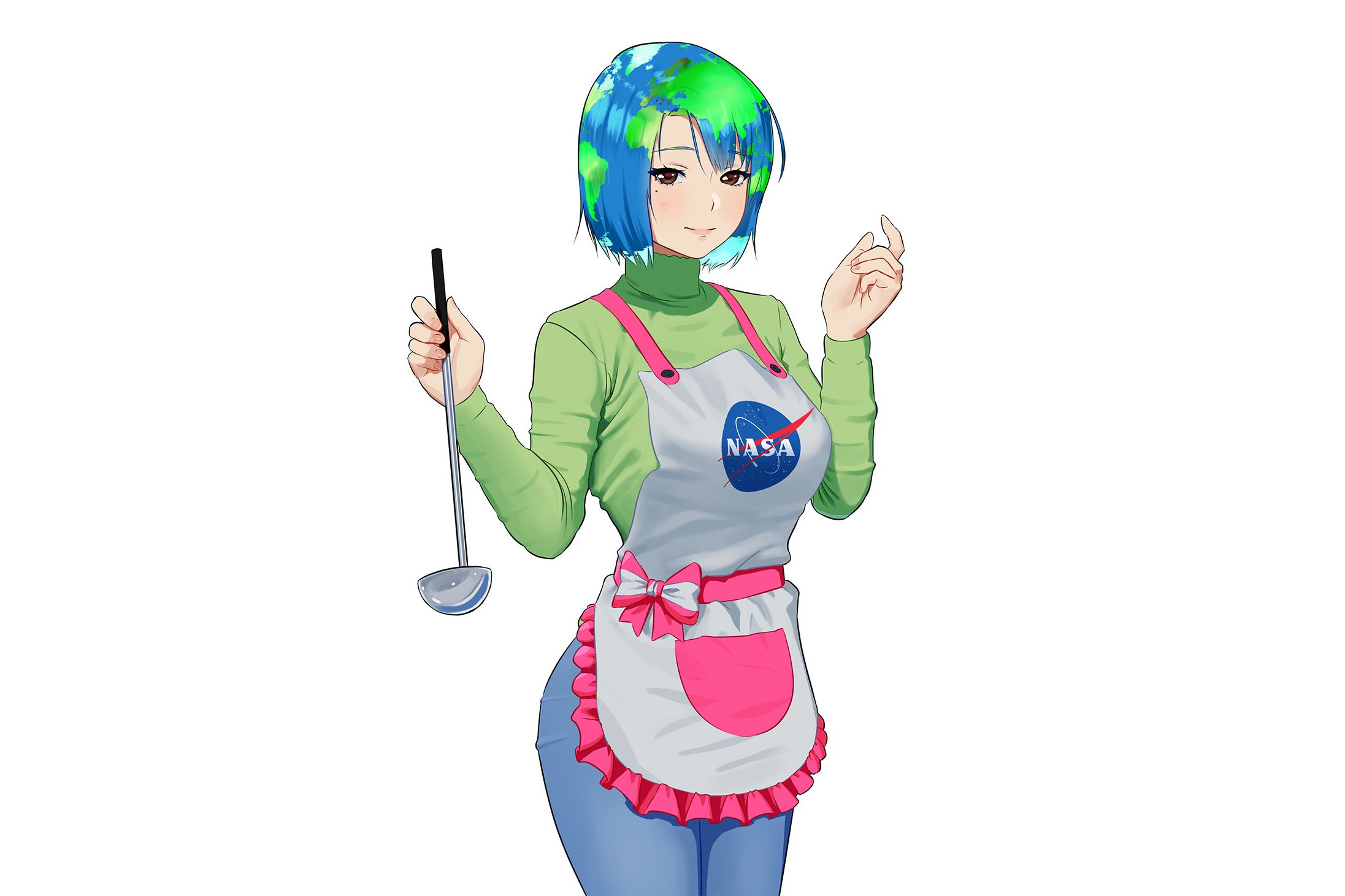 Earth Chan Wallpapers ID896215