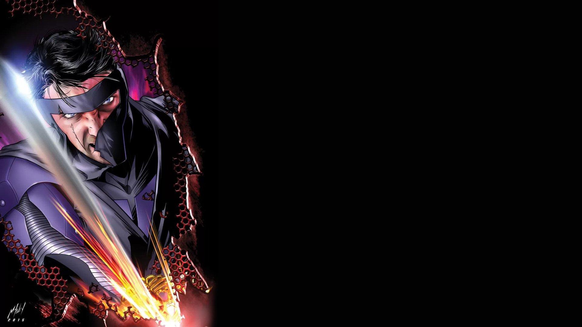 Comics - Ninjak  Valiant Comics Wallpaper